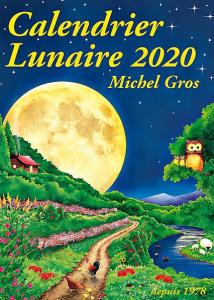 Calendrier lunaire 2020 La Fontaine Bio