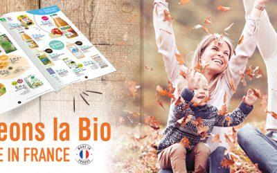 Partageons la Bio Made In France