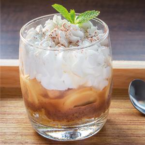 Banofee bio noisette caramel en verine
