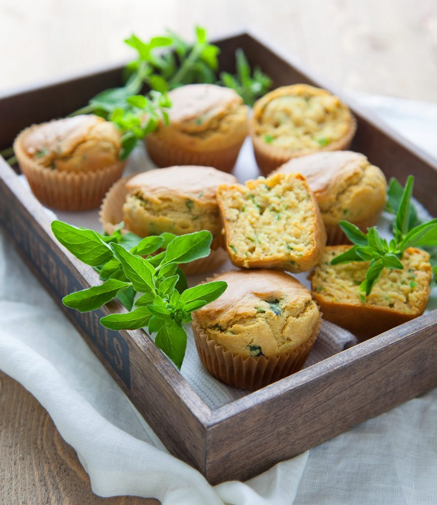 muffins epinards ricotta