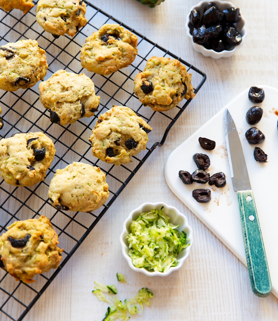 cookie courgettes
